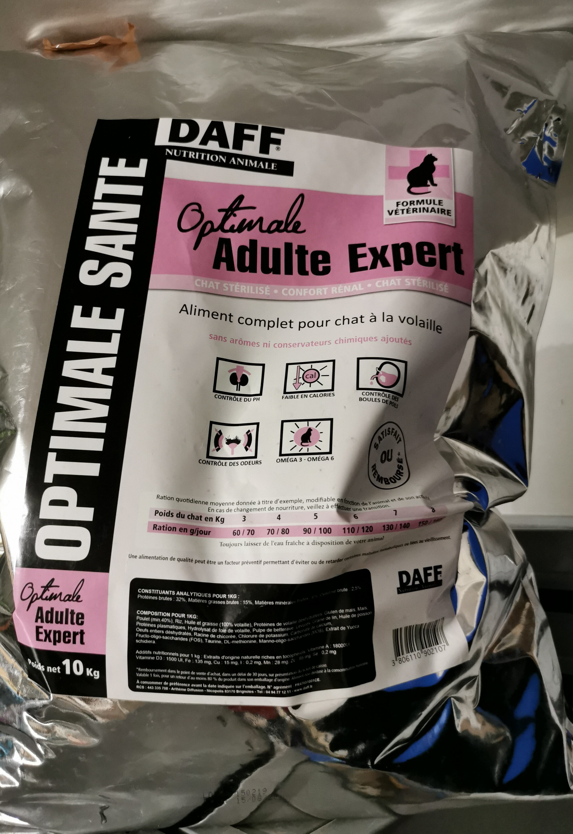 Optimale Adulte Expert - Product - fr
