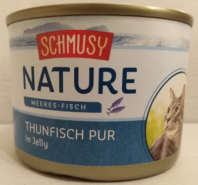 Meeres-Fisch Thunfisch Pur in Jelly - Product