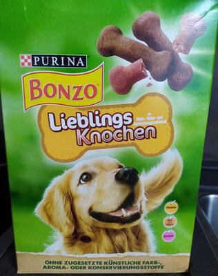 Bonzo Lieblings Knochen - Product - de