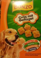 Bonzo cräx mit Geflügel - Product
