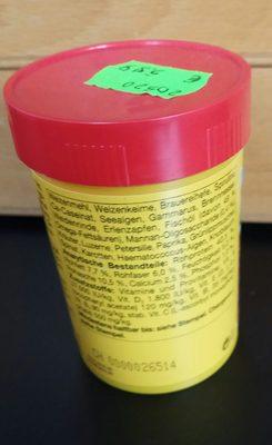 Shrimps Natural Garnelenfutter - Ingredients - de