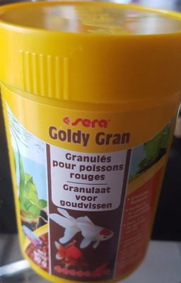 Granulés pour poissons rouges - Produit