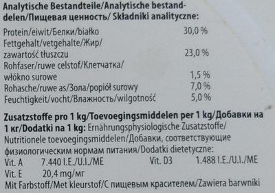 Käse-Rollis - Nutrition facts