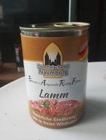 Domfleischerei Naumburg BARF Lamm - Product