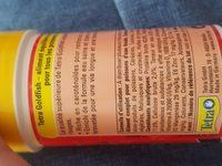 Tetra Goldfish Colour Gran 100ML - Ingredients - fr
