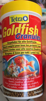 Goldfish Granules - Aliment Complet Poissons Rouges - Product