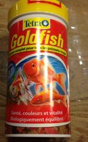 Aliment Complet Goldfish En Flocons Pour Poissons Rouges - Ingredients - fr