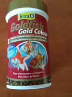 Tetra Goldfish Gold Colour 100ML - Product - fr