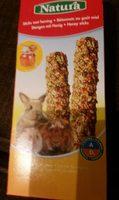 sticks met honing - Product