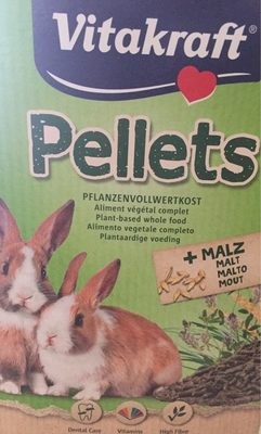 Manger pour lapin - Product