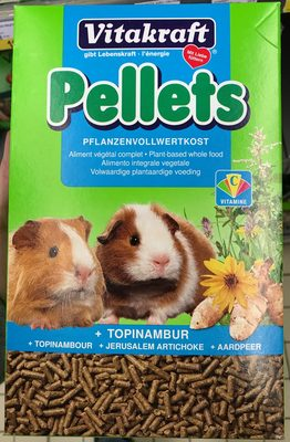 Pellets + Topinambour - Product