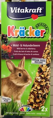 Original Kräcker Fruits des bois & Baies de sureau - Product