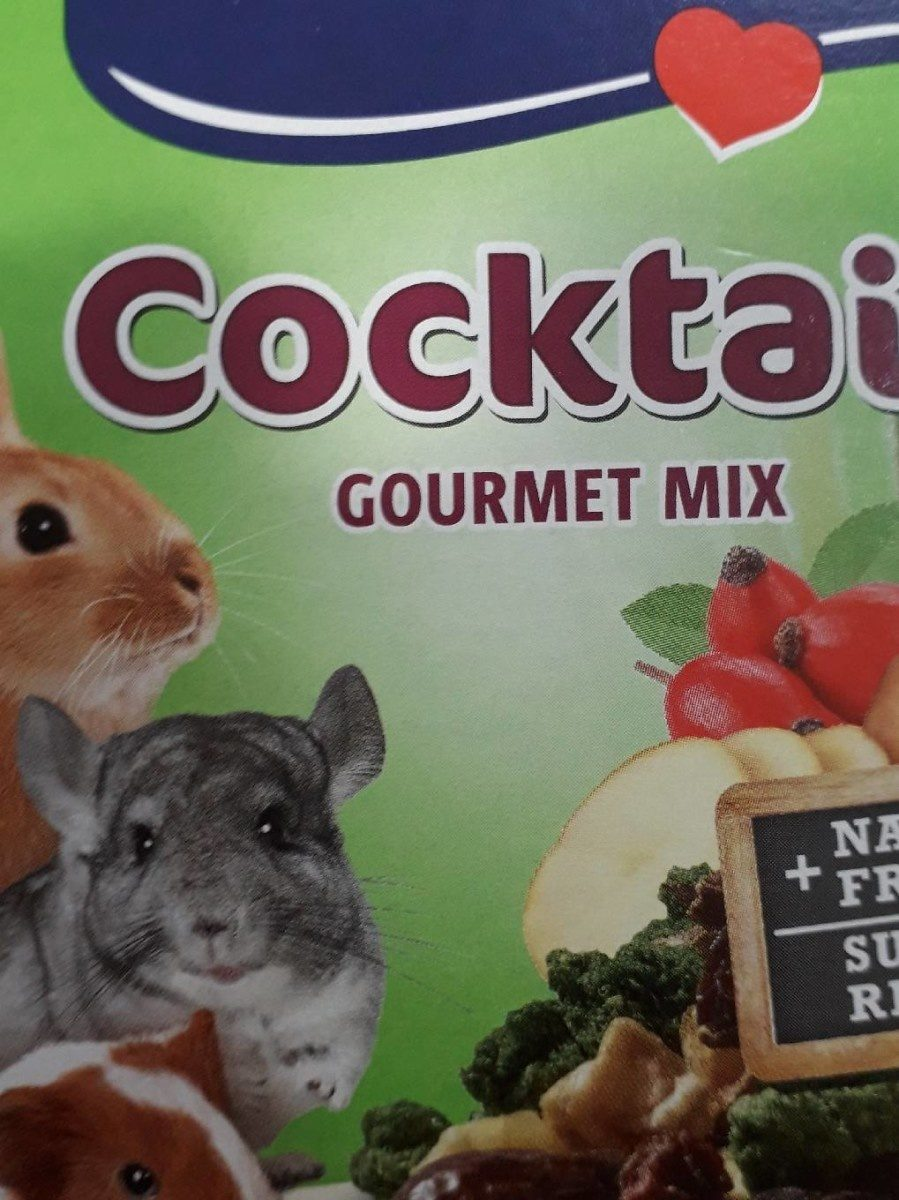 Vitakraft Cocktail Pour Chinchillas - Product
