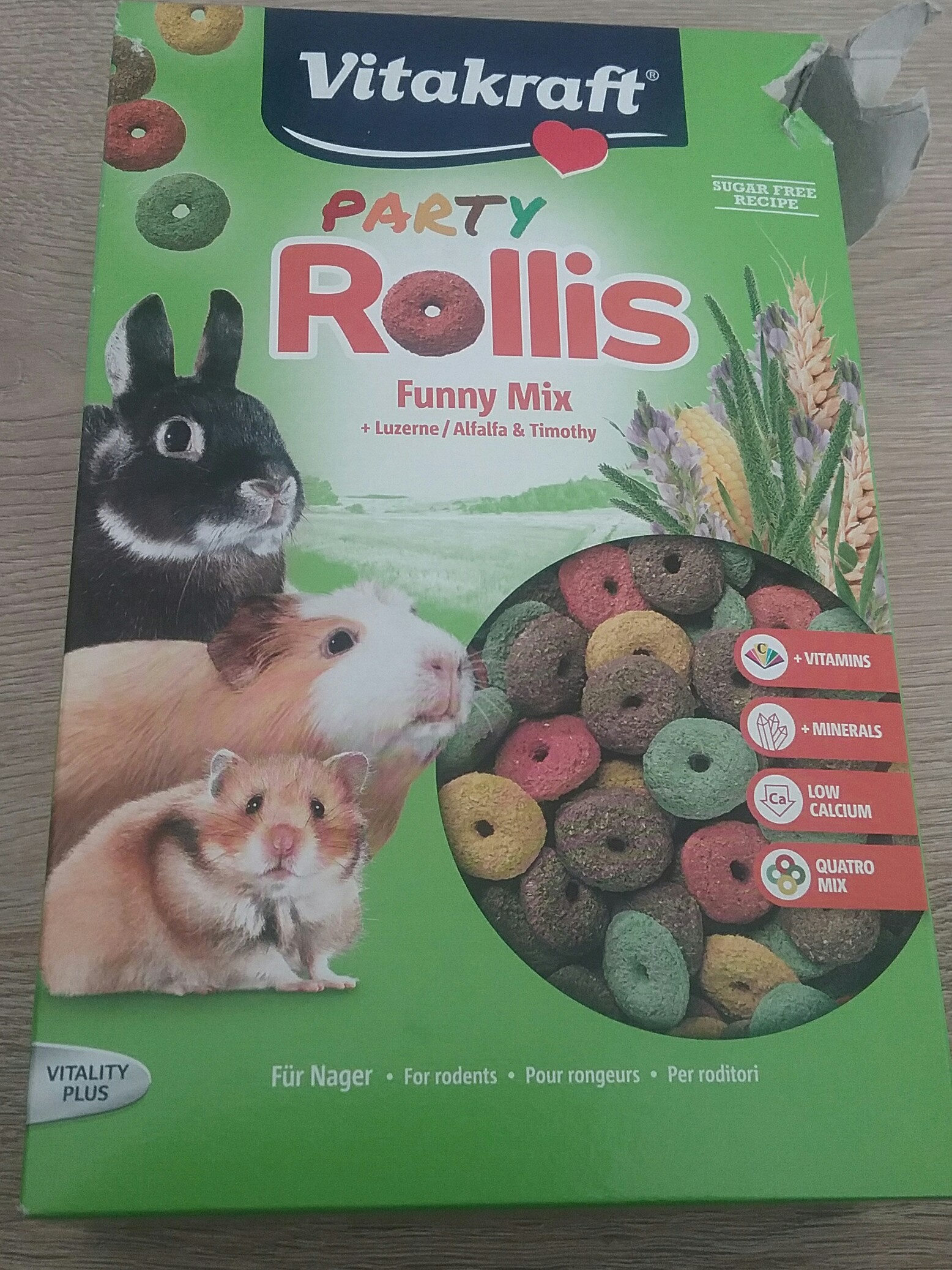 party rollis - Product