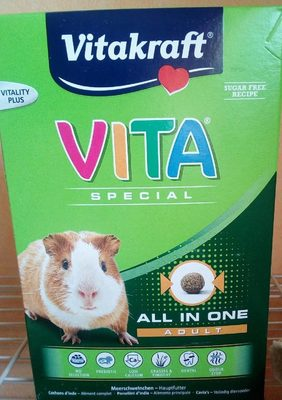 Vita SP Regular Cochon D'inde 600G - Product