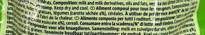 Drops + Carotte - Ingredients