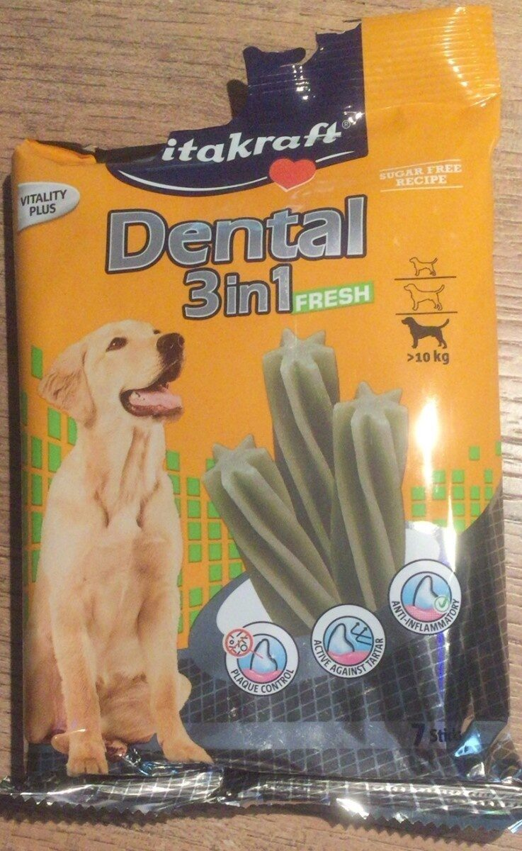 Dental 3 en 1 fresh - Product - fr