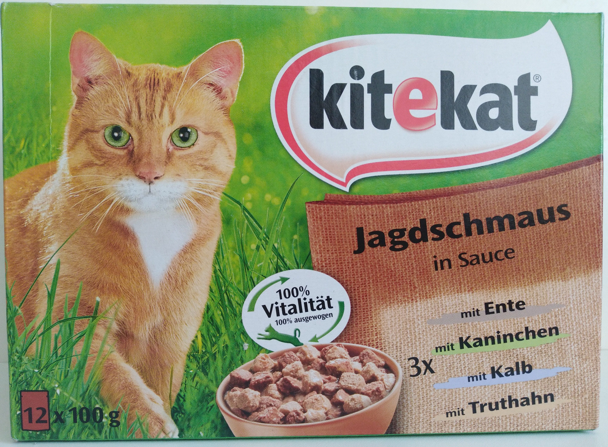 Jagdschmaus in Sauce - Product