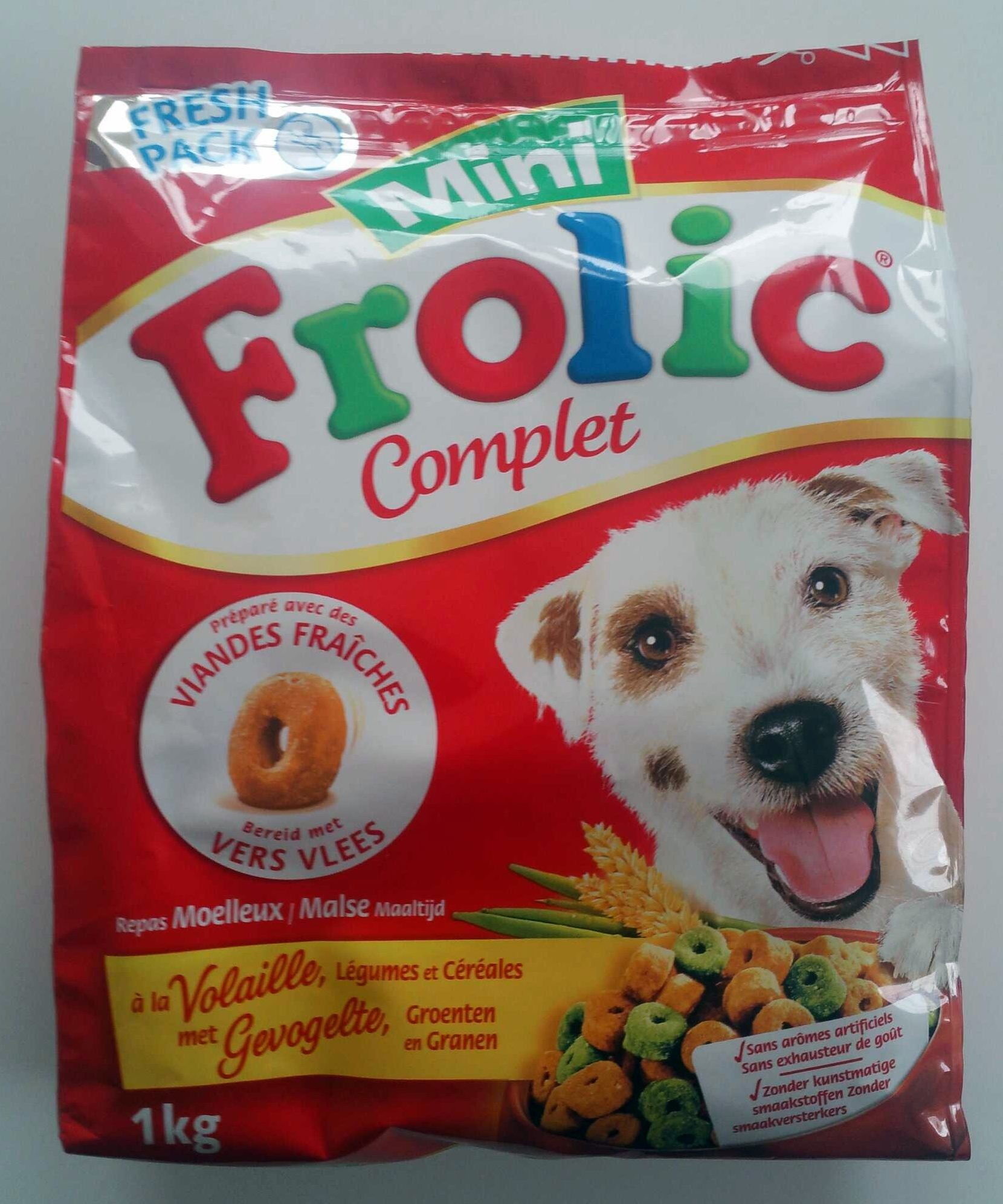 Frolic mini - Product