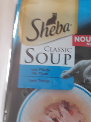 classic soup - Product