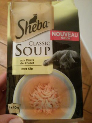Classic Soup aux Filets de Poulet - Product - fr