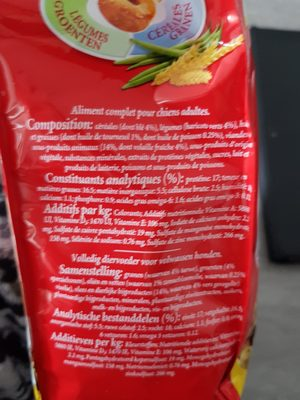 Frolic - Adult Mini Gevogelte 1 KG Gevogelte Adult - Ingredients - fr
