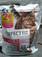 Croquettes Adult 1+ Chats stérilisés Saumon - Product