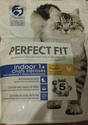 Croquettes Adult 1+ Chats stérilisés Poulet - Product