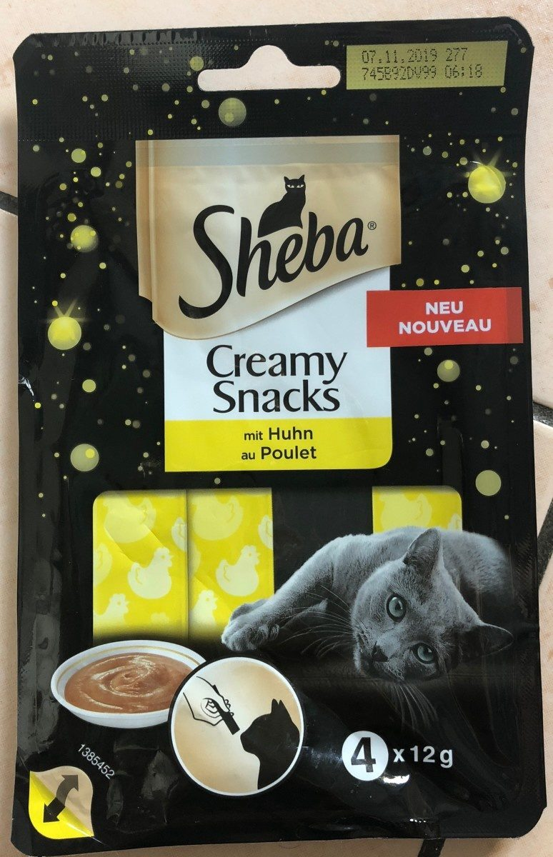 Creamy Snacks - Poulet - Product - fr