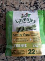 greenies dental treats grain free - Product - es