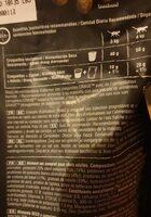 Croquettes bio pour chats 60% viande/poisson - Nutrition facts - fr
