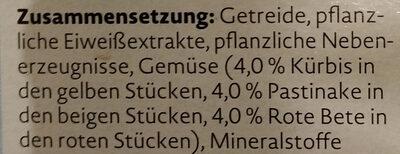 Knabberbäumchen - Ingredients