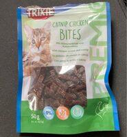 catnip chiken bites - Product - fr