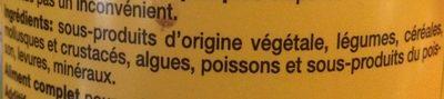 JBL Novopleco 1L Nourriture Pour Poissons De Fond Herbivores - Ingredients - fr