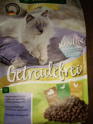 Tierliebe sensitive Getreidefrei - Product