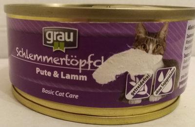 Schlemmertöpfchen Pute & Lamm - Product