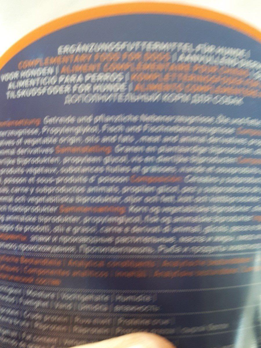 Star Snack - Ingredients - fr