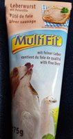 MULTIFIT Pâté de foie pour chien - Produit