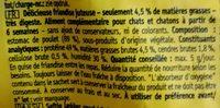 Multifit Katzensnack Naturelle 8X50G Hühnermagen - Ingredients