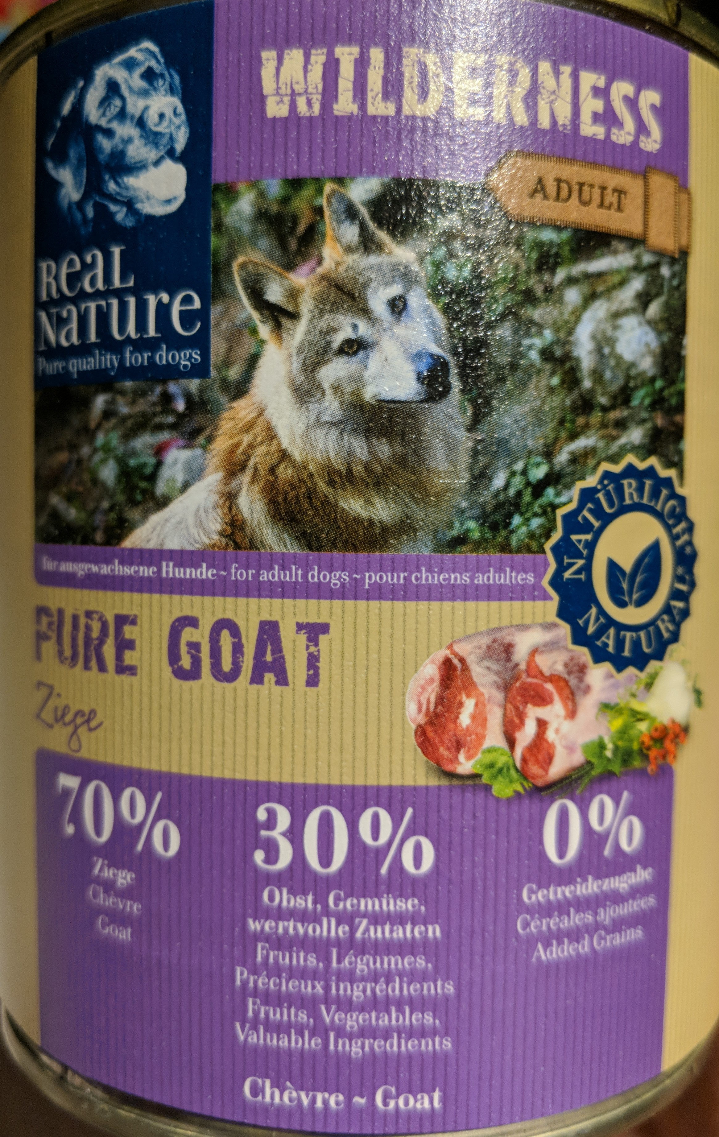 Pure Goat - Product