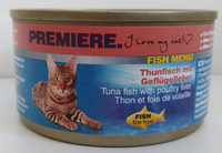 Thunfisch mit Geflügelleber - Product