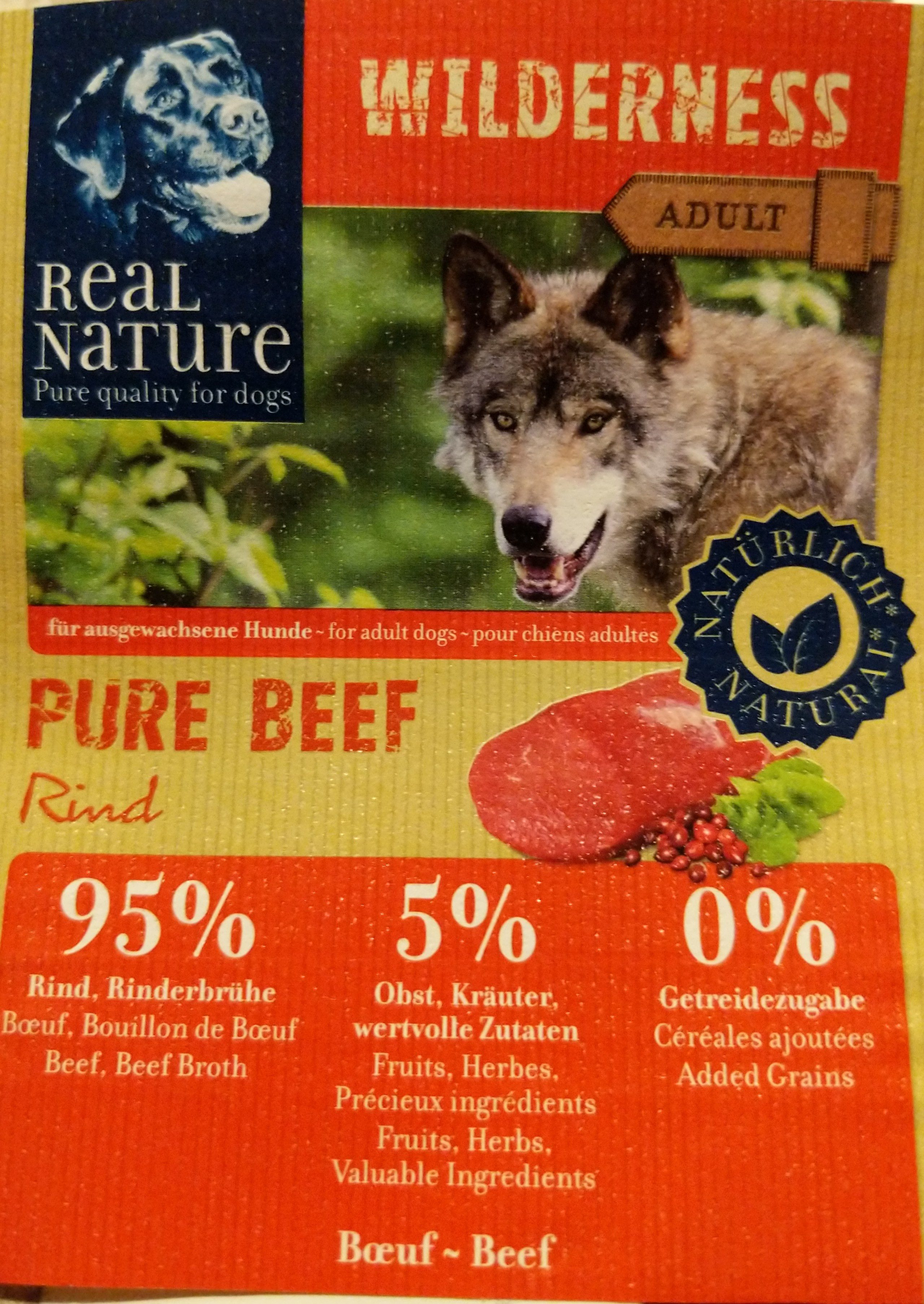Pure Beef - Product