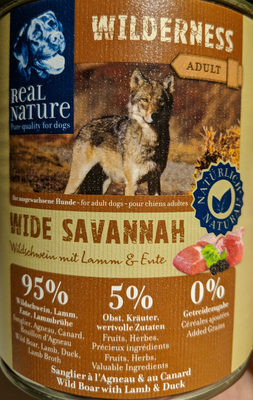 Wide Savannah - Product