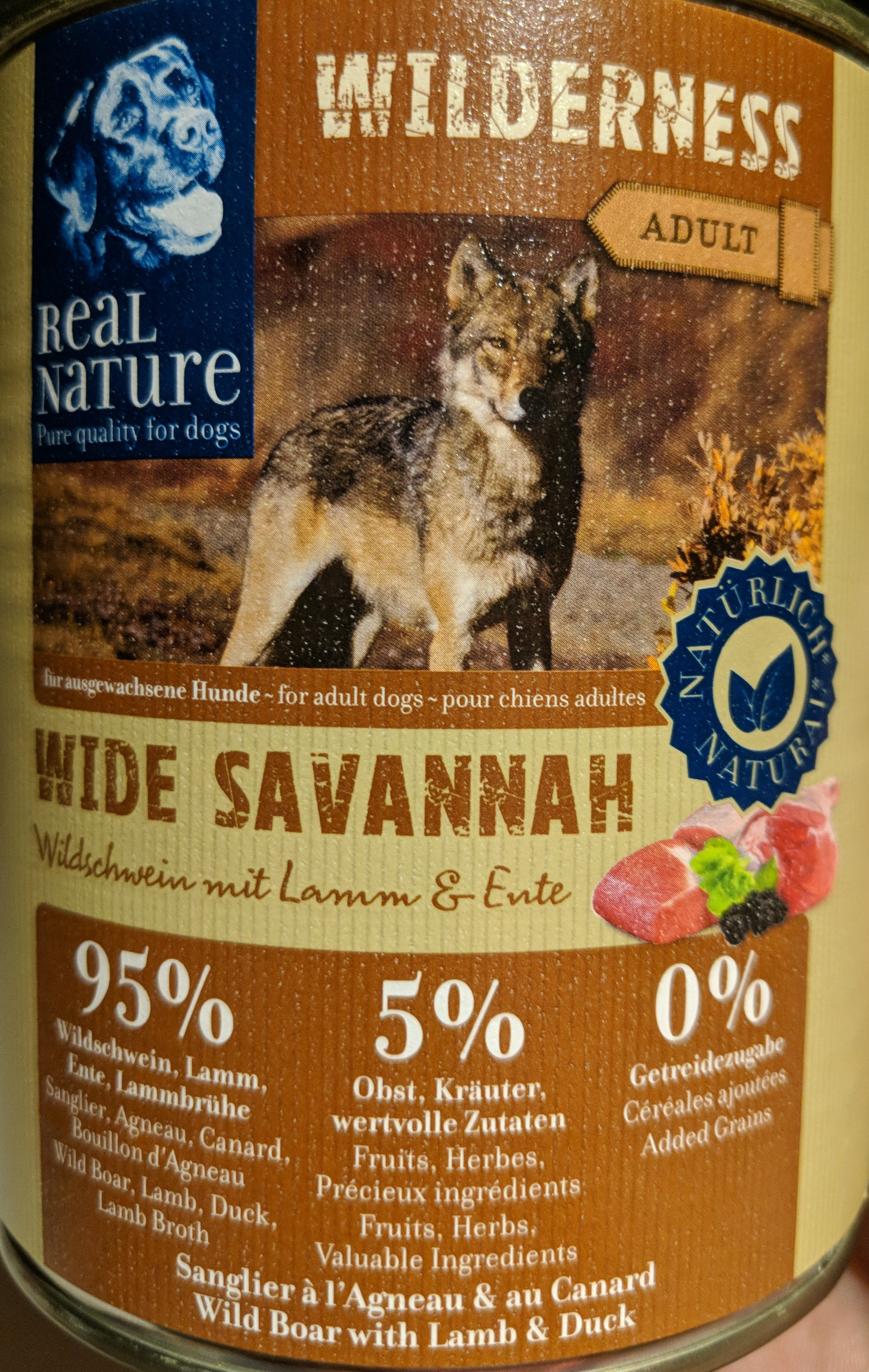 Wide Savannah - Produit