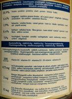 Wide Savannah - Nutrition facts - fr