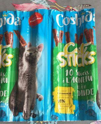 Cat sticks - Product - fr