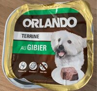 Terrine chien - Product - fr