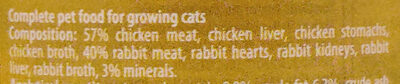 Golden Valley - Kitten - Ingredients - en