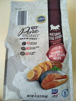 Salmon and Sweet Potato Recipe Dog Food - Product - en