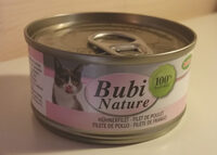Bubi Nature filet de poulet - Product
